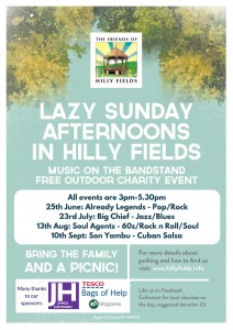 Hilly Fields 2017 poster Final
